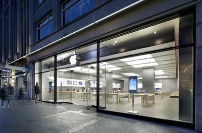 zurich apple store