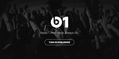 Beats1 Radio logo