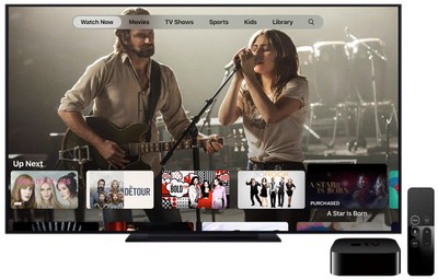 apple tv app star is born