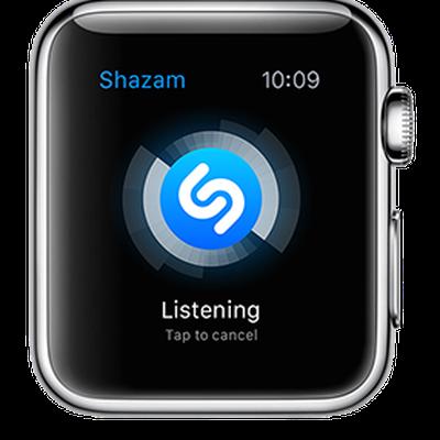 Shazam Apple Watch2