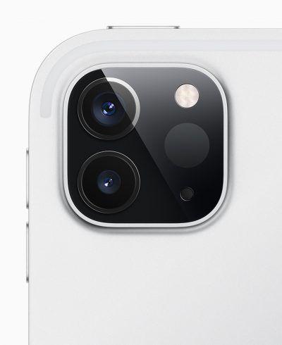 Apple new ipad pro ultra wide camera 03182020