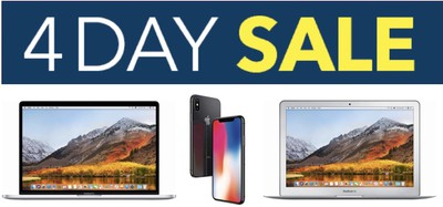 best buy 4 day sale late april