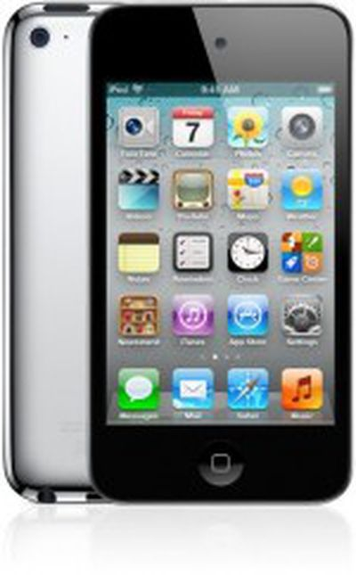 ipod touch 2011
