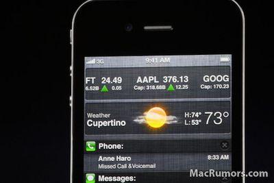 wwdc11 weather notification