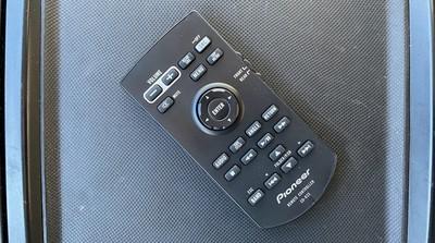 pioneer carplay remote