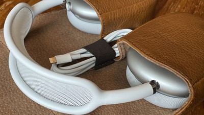 capra leather case review cable storage