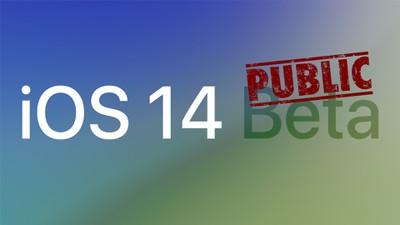 ios 14 public beta feature