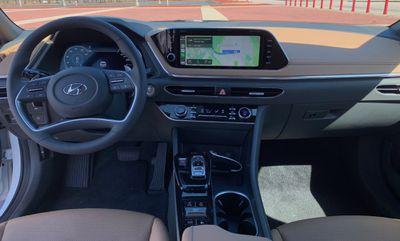 sonata cockpit