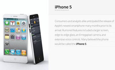 iphone 5 google zeitgeist