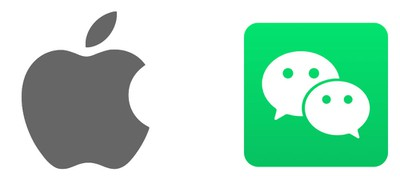 apple wechat