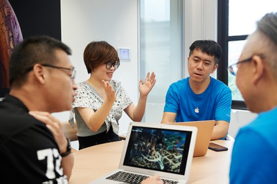 Apple China Design Development Accelerator One On One Consultation 070819 big