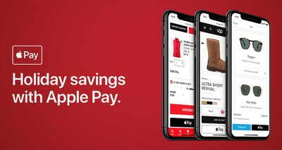 apple pay holiday