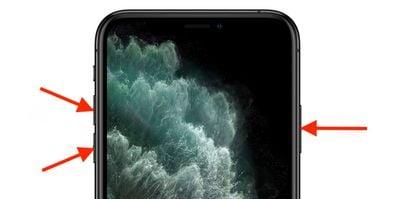 button basics iphone 11 pro