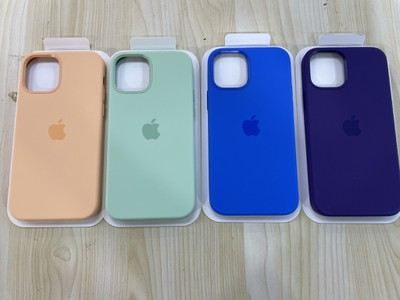 iphone 12 cases spring colors leak