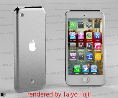 macotakara ipod touch 2012 mockup