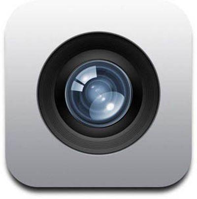 iphone camera icon