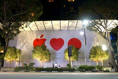 Singapore Apple Store
