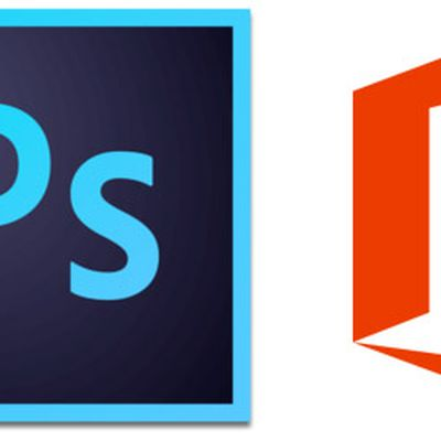 photoshop office logos