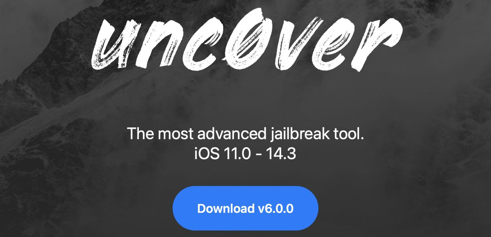 photo of Jailbreak Tool 'unc0ver' 6.0.0 Released With iOS 14.3 Compatibility image