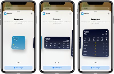 , How to Use Widgets in iOS 14, sinroid