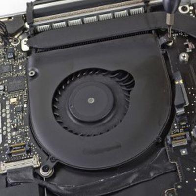 retina macbook pro 15 fan