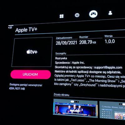 apple tv plus app lg tvs 2016 2017