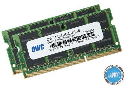 125908 owc 8gb modules mbp