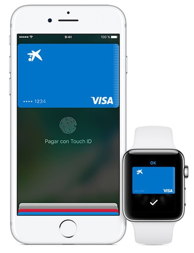 apple pay caixabank