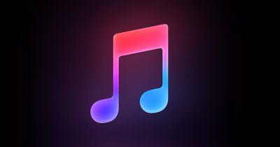apple music note