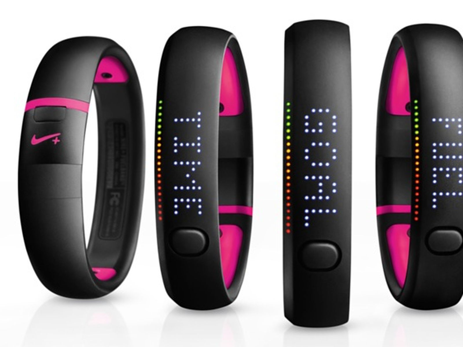 Update nike fuelband Nike+ Connect
