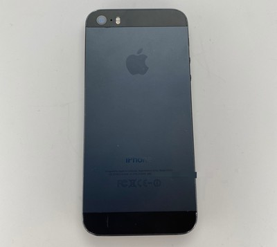 iphone 5s black slate