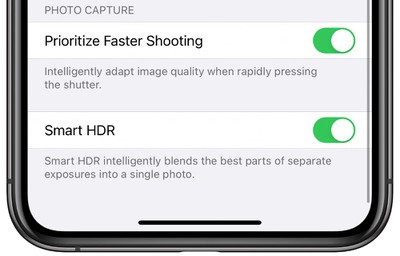ios14prioritizefastershooting