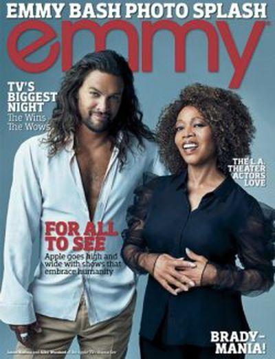 emmy magazine see apple tv plus