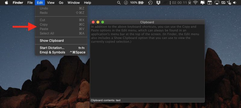 How To Copy And Paste On A Mac Macrumors