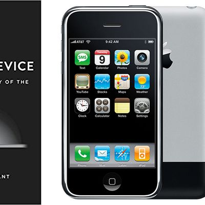 the one device secret history iphone book
