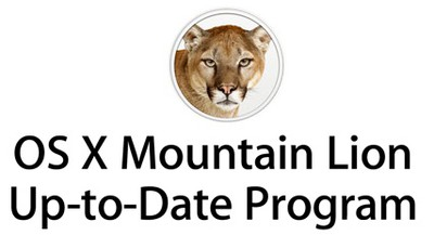 os x mountain lion up to date