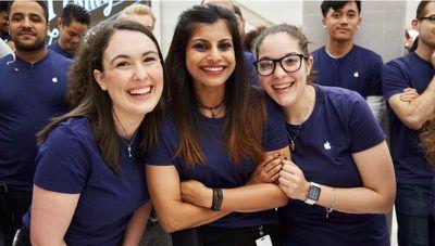 apple team members
