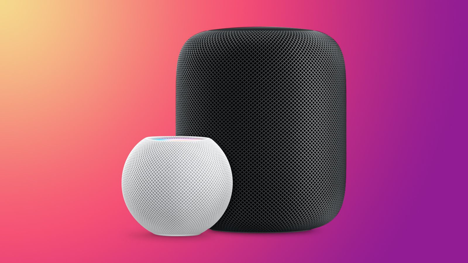 photo of Apple Discontinuing Full-Sized HomePod to Focus on HomePod Mini image
