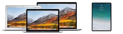 mac macbook family ipad pro concept