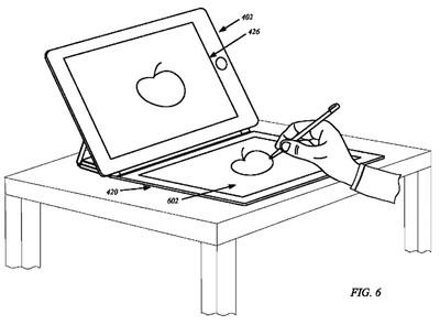ipad pro cover patent 2
