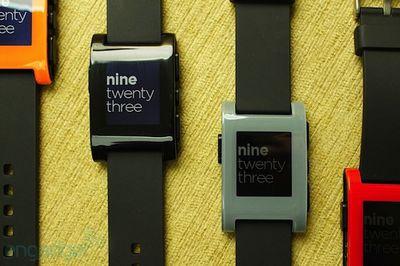 pebble watches