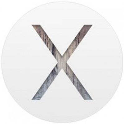 os x yosemite round icon