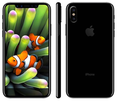 iPhone 8 render ben geskin