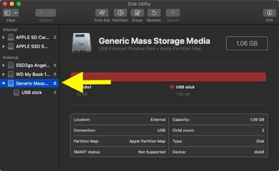 how to encrypt a usb stick in macos mojave 06