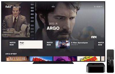fubo tv apple tv