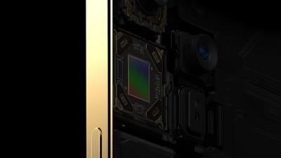 iphone 12 pro max sensor shift