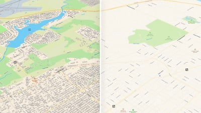 ios 13 new map