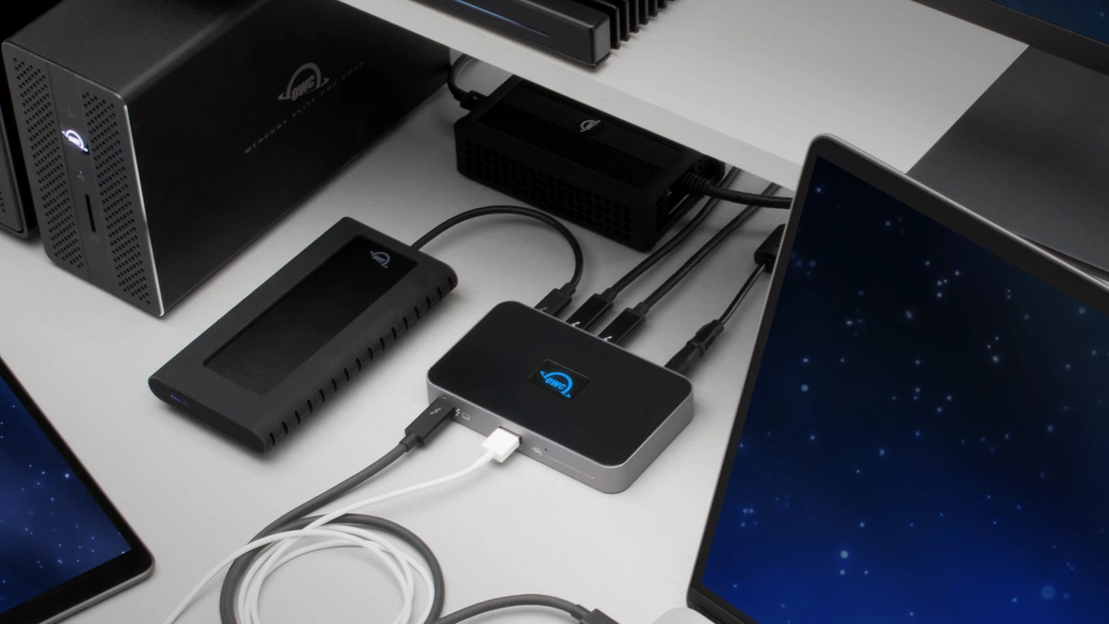 photo of OWC's Upcoming Thunderbolt Hub Adds More Thunderbolt 3 Ports to Your Mac image