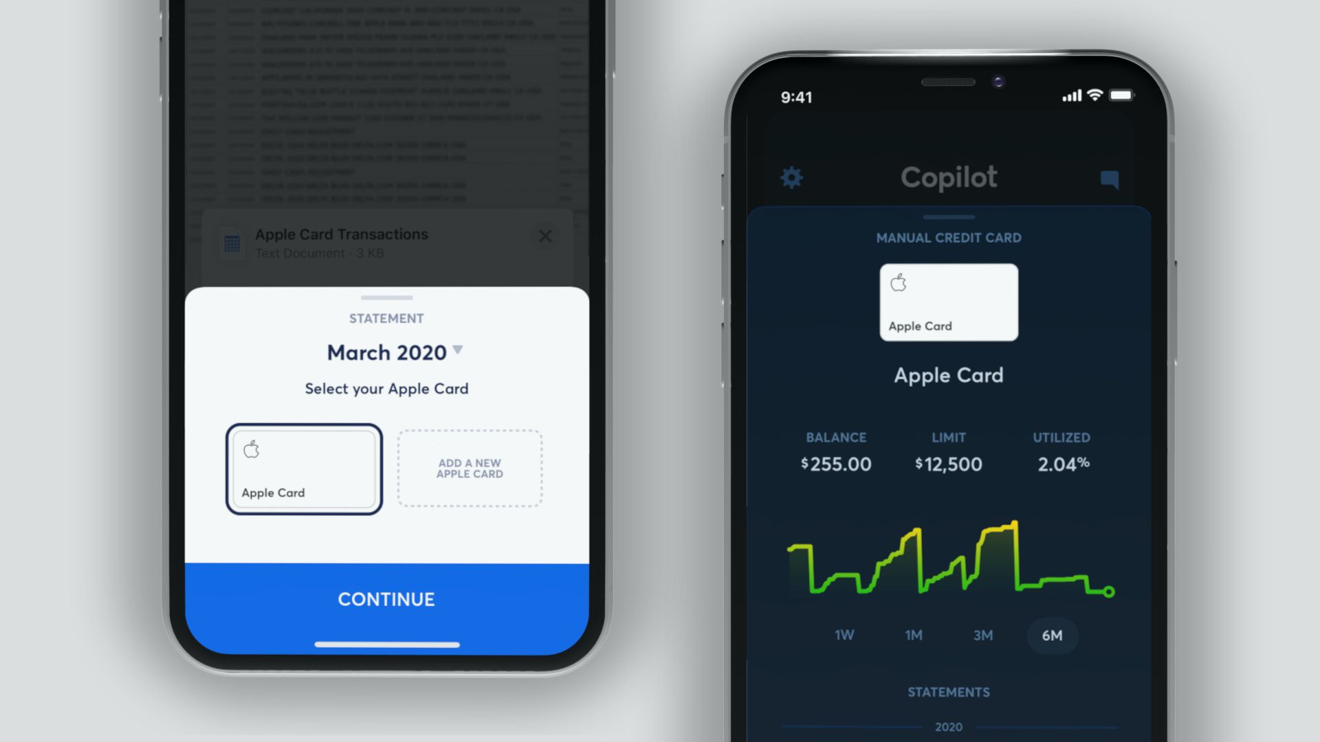 Finance App 'Copilot' Adds Support for Importing Apple Card ...