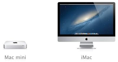 mac mini imac 2011